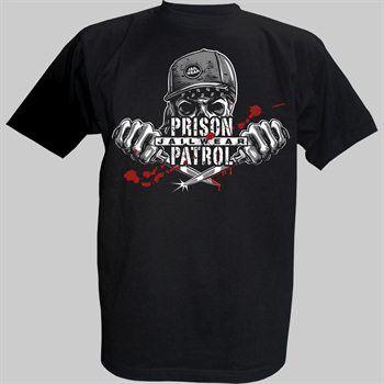 Jailwear T-Shirt T-SPP / Prison Patrol