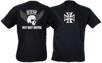 Kustom and Race Art T-Shirt - WCCFTW