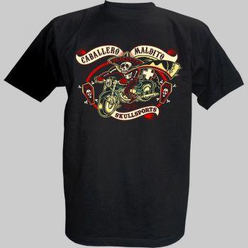 Skullsports T-Shirt t-scm