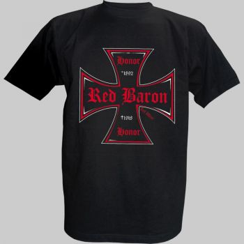 Jailwear T-Shirt t-jrb / Red Baron