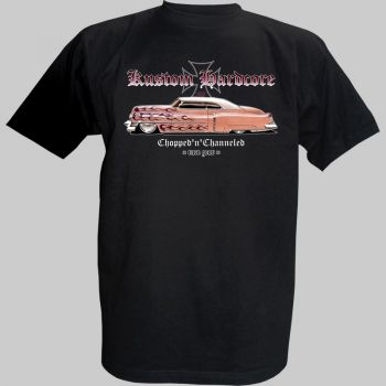 Race Gear T-Shirt - Kustom Caddy