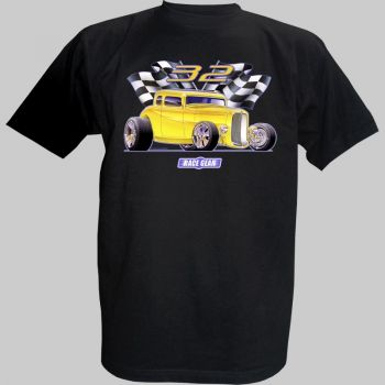 Race Gear T-Shirt - 32 Hot Rod