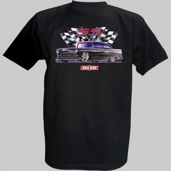 Race Gear T-Shirt - 1955 Chevy
