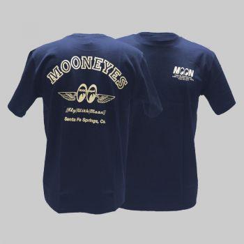 MOON EYES T-Shirt Tm006ny