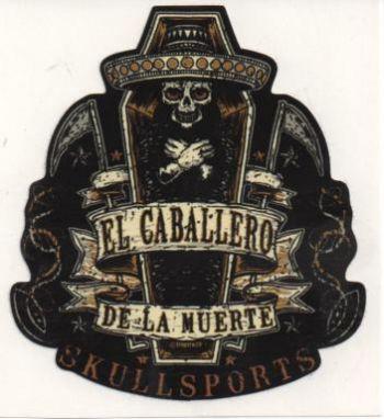 Skullsport Sticker ST-EEC9