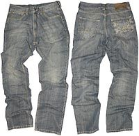 King Kerosin Denim-2A