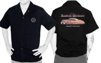 Race Gear Worker Shirt : Ws-Lkh