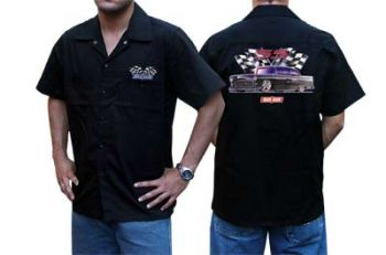 Race Gear Worker Shirt :  Ws-L55