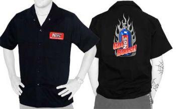 Race Gear Worker Shirt :  Ws-Lgb