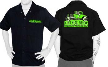 King Kerosin Workershirt - Tiki Rod