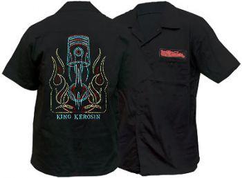 King Kerosin Workershirt ws-eps1
