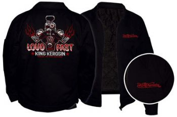 King Kerosin Workerjacket  wj-elf8