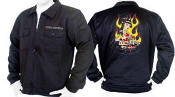King Kerosin Workerjacket   wj-bpu