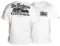 DEPALMA-T-Shirt - Lead Angel / weiss