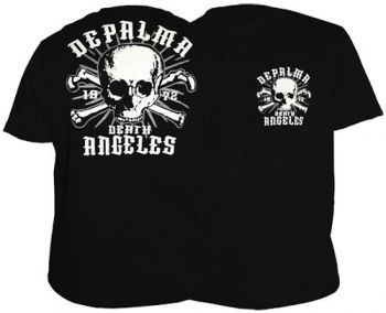 DEPALMA-T-Shirt - Outlawskull / Death Angeles