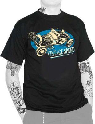 "King Kerosin T-Shirt - Vintage Speed"""
