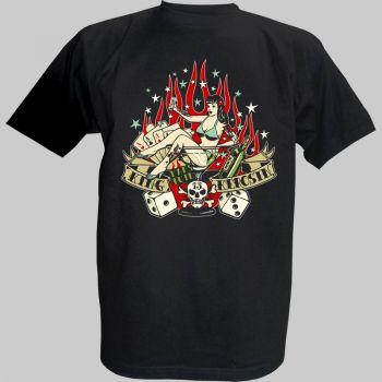 King Kerosin T-Shirt - Men`s Ruin