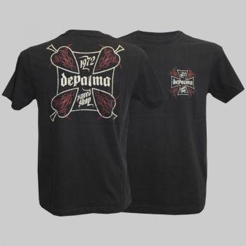 DEPALMA-T-Shirt - IRON ACE / Speed Shop