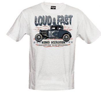 King Kerosin T-Shirt  T4-ELF11