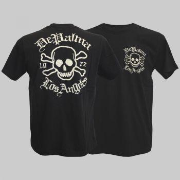 DEPALMA-T-Shirt - SKULL / LosAngeles