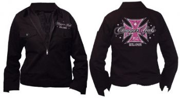Skullsports Girl Workerjacket WJG_LCG
