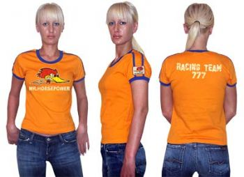 King kerosin Racing T-shirt  Rsg6-03