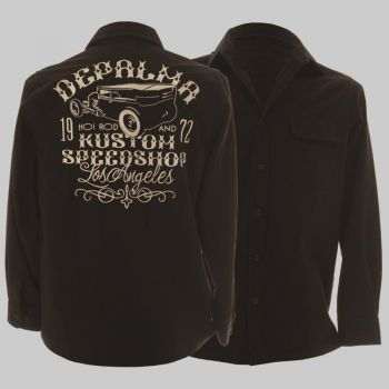 DEPALMA Workshirt WS-HOTROD