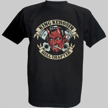 King Kerosin T-Shirt - Hell Chapter