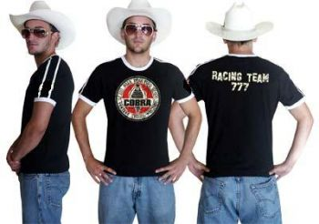Race Gear T-Shirt Schwarz Rs5 -25 / Limited Edition