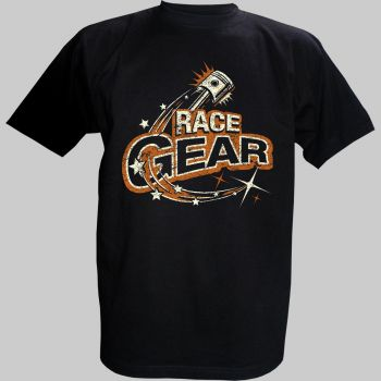 Race Gear T-Shirt  T - SRG