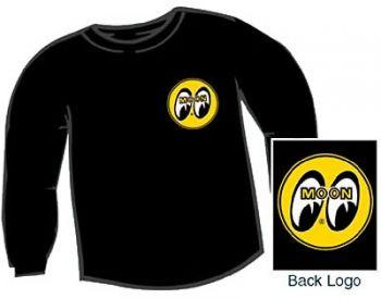 MOON Sweater  Sw-Moon black