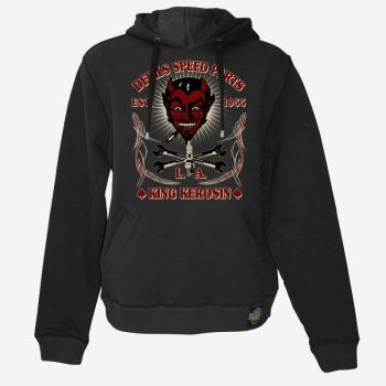 King Kerosin *Limited Edition* Hoodie -DSP / Devils Speed Parts