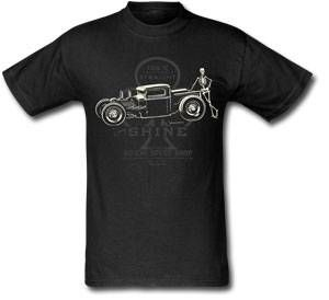 SO-CAL T-Shirt - Shine Original Truck / Skull