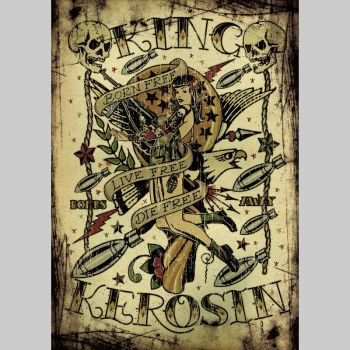 Poster -MS2 / Born Free