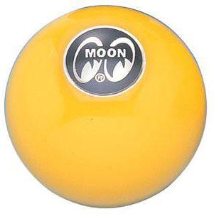 Shiftknob - Moon yellow / black