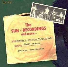 CD - Hannes & the Blue Vinyl Freaks / The Sun Rec.