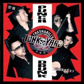 CD -JunkYard / Punch Drunk