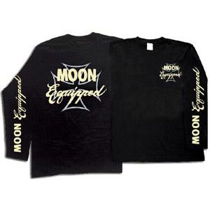 Moon Longsleeve Ls-Moonequipped Malt.Cross