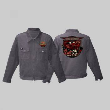 King Kerosin Workerjacket wj2-ess2