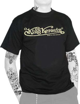 King Kerosin T-Shirt - King Kerosin