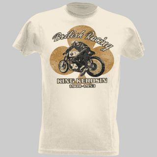 King Kerosin T-Shirt tvf2-nrb / Vintage