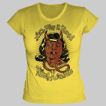 King Kerosin Vintage  T-Shirt tgv2-mlr