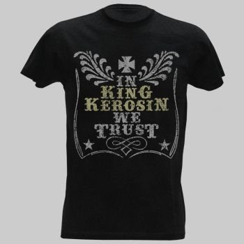King Kerosin Vintage T-Shirt tvf-nkt