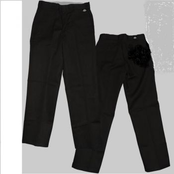 King kerosin Worker Hose schwarz - blanko
