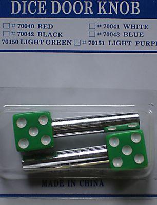 Door Locks - Grüne Würfel