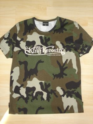 King Kerosin T-Shirt  T9-KK / Tarn