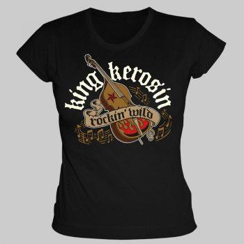 King Kerosin Vintage T-Shirt Tgv-MRW1