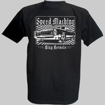 King Kerosin T-Shirt - Speed Mech. GTO