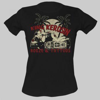 King Kerosin Girls T-Shirt - Rnt