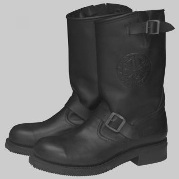 King Kerosin Leatherboots lb-ehr1